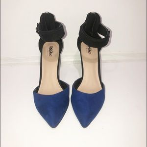 Mossimo Target brand ankle strap heel